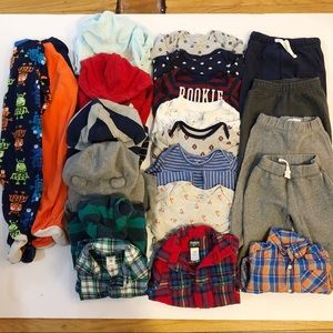 Other - Large Lot Of Baby Boy Clothing Size 18 Months